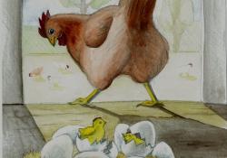 Aus dem Ei